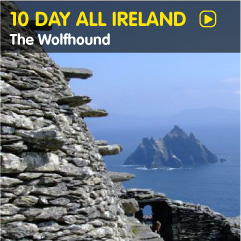 Wolfhound Adventure Tours – 10 Day tour of Ireland. Private & Family Adventure Tour of Ireland