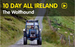 10 Day Private & Family Adventure Tour of Ireland with Wolfhound Adventure Tours