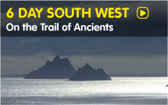 6 Day South West tour of Ireland with walking & cycling Adventure Tours with Wolfhound Adventure Tours