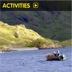 Wolfhound Adventure Tours of Ireland Activities