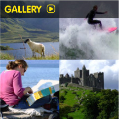Wolfhound Adventure Tours of Ireland Gallery