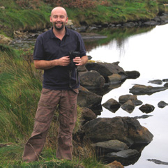 Dave from Wolfhound Adventure Tours – escorted small group adventure tours of Ireland